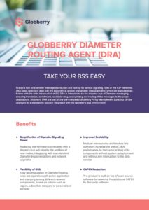 Globberry Diameter Routing Agent Onepager