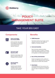 Globberry Policy Management Suite